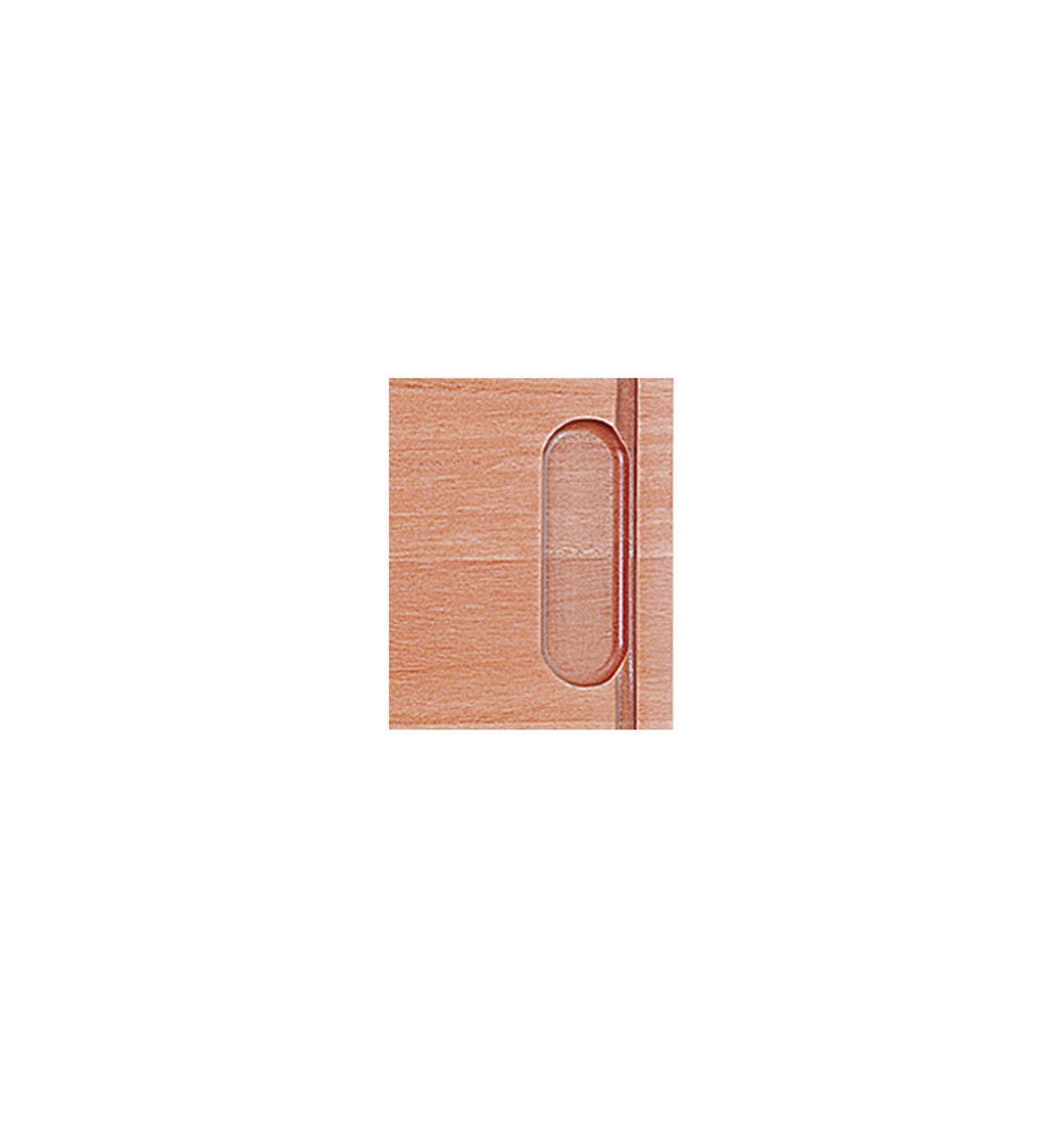 Tabua de madeira com Pegador