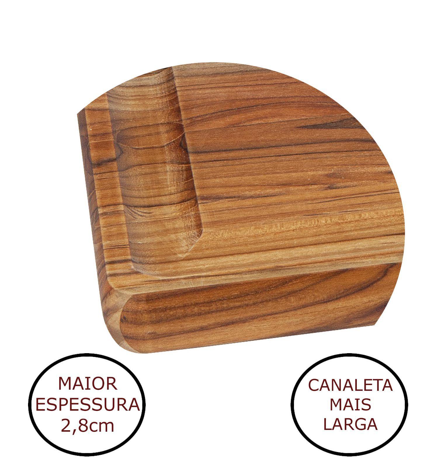Tabua de Madeira para Churrasco - Personalizado