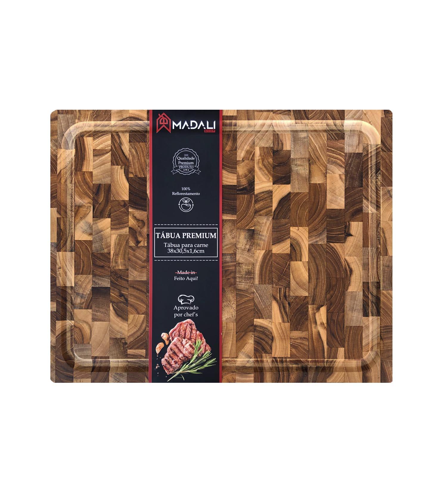 Tábua Premium para Carne 38x30