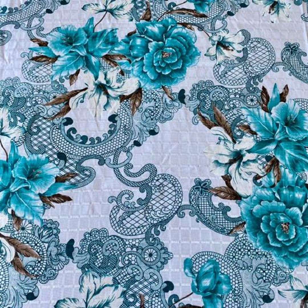 Colcha Texturada Isabela _Casal/Azul1