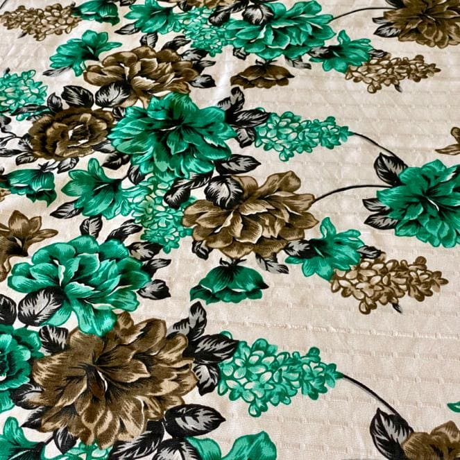 Colcha Texturada Isabela _Casal/Verde