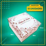 Embalagem para Bolos e Tortas Nº26 (até 1,5 Kg)