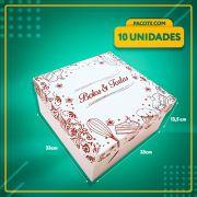 Embalagem para Bolos e Tortas Nº33 (até 2,5 Kg)