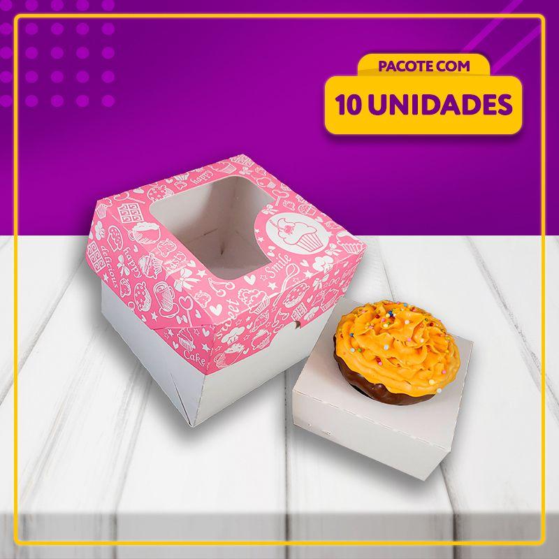 Embalagem para 1 Cupcake