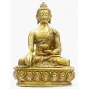 Buda Gautama em bronze (20 cm)