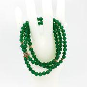 Japamala Pulseira de Jade