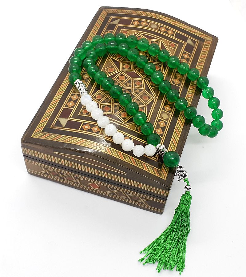 Japamala Master da Sabedoria e Intuição (54 contas)  - VIRAJ