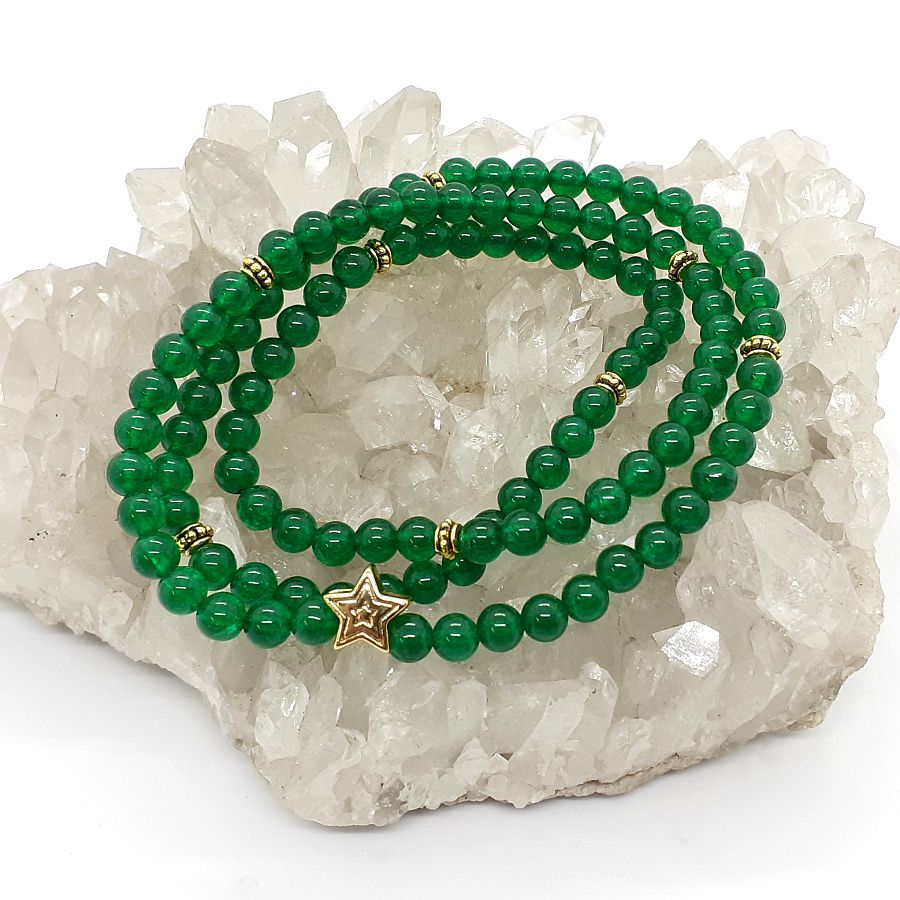 Japamala Pulseira de Jade  - VIRAJ