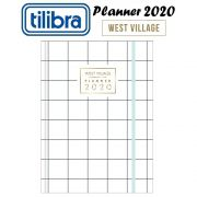Agenda Costurado Planner 2020 West Village M5