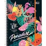 Agenda Espiral Planner 2021 Capricho Paradise Tilibra