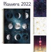Agenda Planner Espiral 2022 Magic M7 80 Folhas Tilibra