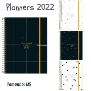 Agenda Planner Espiral West Village 2022 M5 - Tilibra