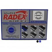 Almofada Para Carimbo N.4 Asuper Radex
