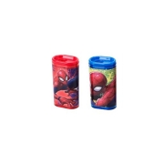 Apontador com Depósito Plástico Spider-Man - Molin