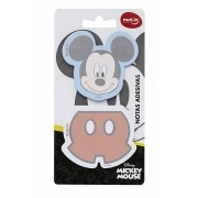 Bloco Adesivo Sticky Mickey Mouse 22969 Molin Blister