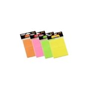 Bloco de Anotações Linha Neon 400 Folhas de 38mm x 51mm - BRW