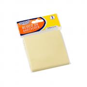 Bloco de Anotações Tom Pastel Amarelo 100 Folhas de 76x76mm - BRW