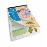 Bloco / Livro de Exercícios para Planner e Bullet Journal - Cis