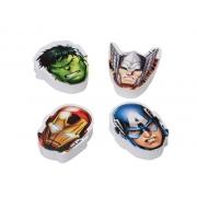 Borracha Avengers Unidade - Molin