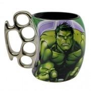 Caneca Soco Inglês - Hulk