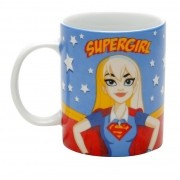 Caneca Supergirl Cartoon