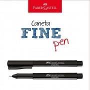 Caneta Fine Pen Faber Castell