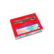 Caneta Hidrográfica Fine Pen Colors 60 Unidades - Faber Castell