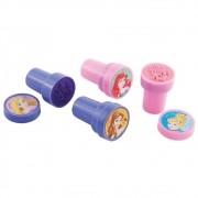 Carimbo Princesa Kit Com 4 Peças Tris