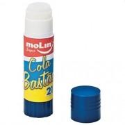 Cola em Bastão 21g Caixa com 6 unidades Molin
