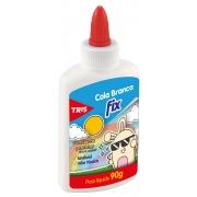Cola Liquída Branca Fix 90g - Tris