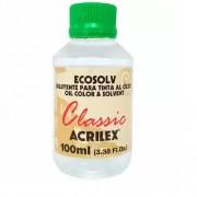 Diluente para Tinta Óleo Ecosolv 100ml Acrilex