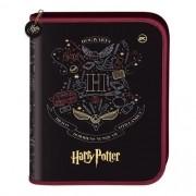 Fichário Mini Harry Potter Com Ziper 48 Folhas Dac