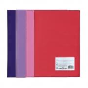 Pasta Catálogo Ofício Colorida c/10 envelopes finos - DAC