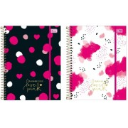Agenda Planner Espiral Love Pink 2020 - Tilibra