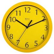 Relógio de Parede 6719 Amarelo Pantone - Herweg