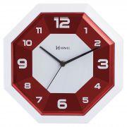 Relógio Octogonal 6683 - Herweg