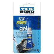Tek Bond Instantânea Gel 3g