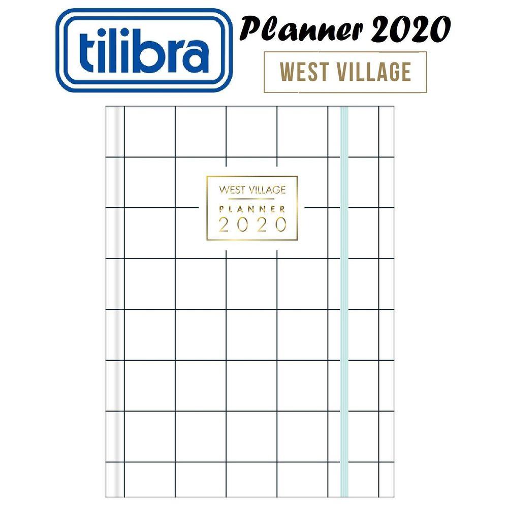 Agenda Costurado Planner 2020 West Village M5