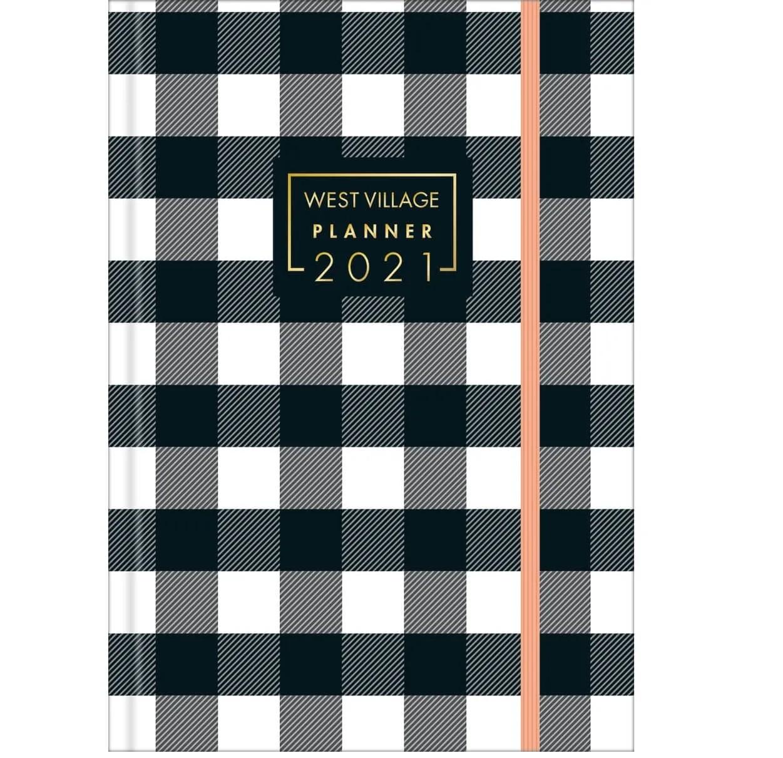 Agenda Costurado Planner West Village 2021 M5 Tilibra