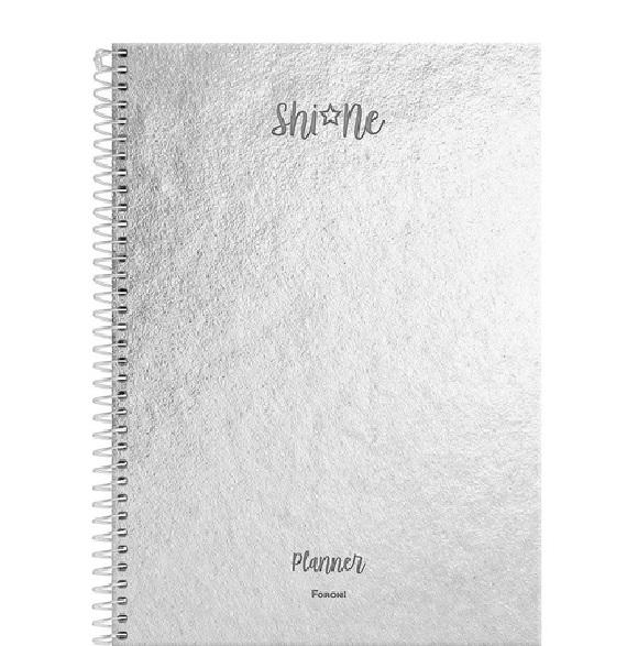 Agenda Planner A4 Shine Permanente 2021/2022 - Foroni