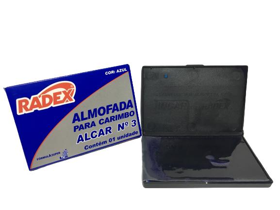 Almofada para Carimbo N°3 - Radex