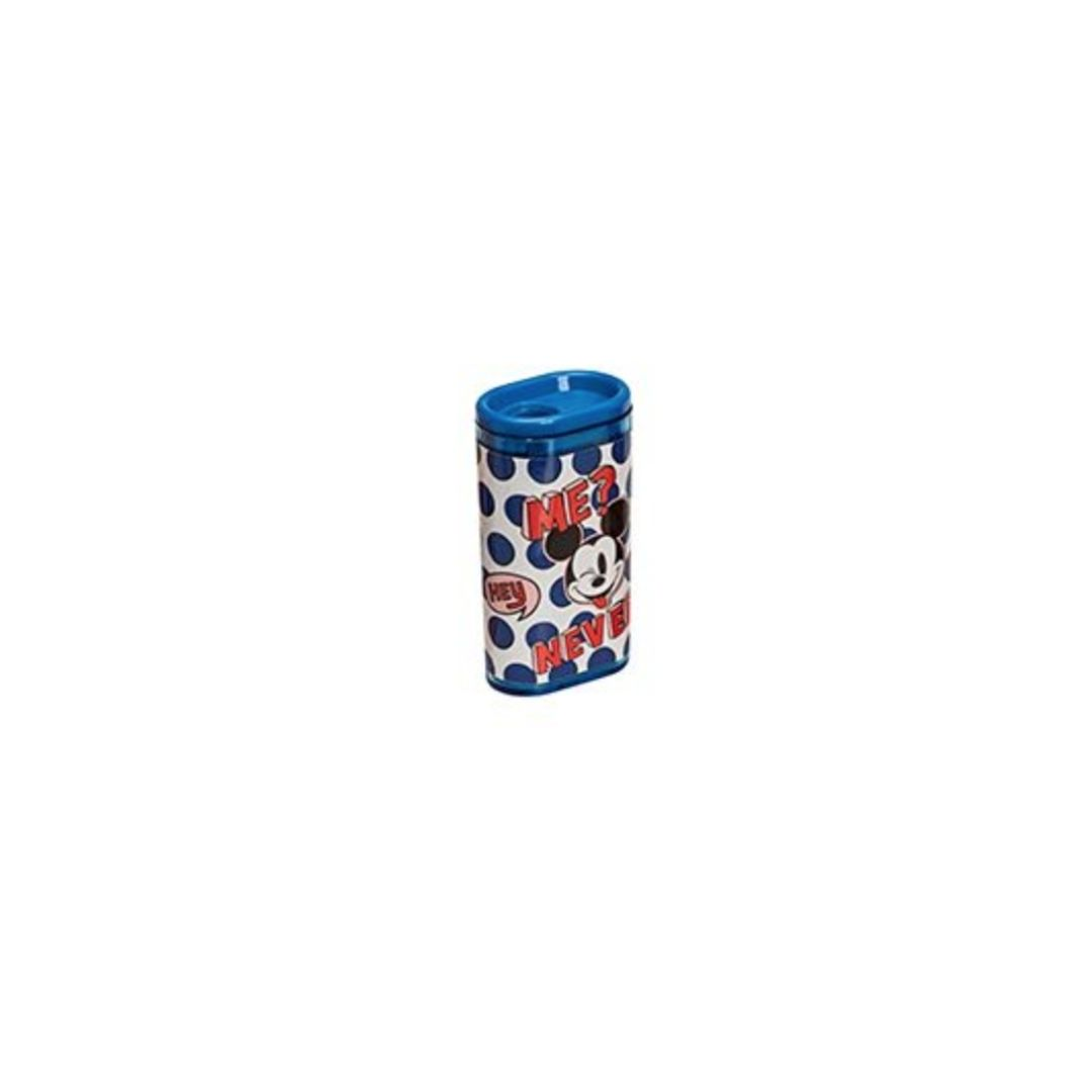 Apontador com Depósito Plástico Mickey Mouse - Molin