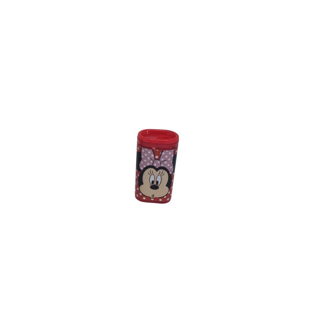 Apontador com Depósito Plástico Minnie Mouse - Molin