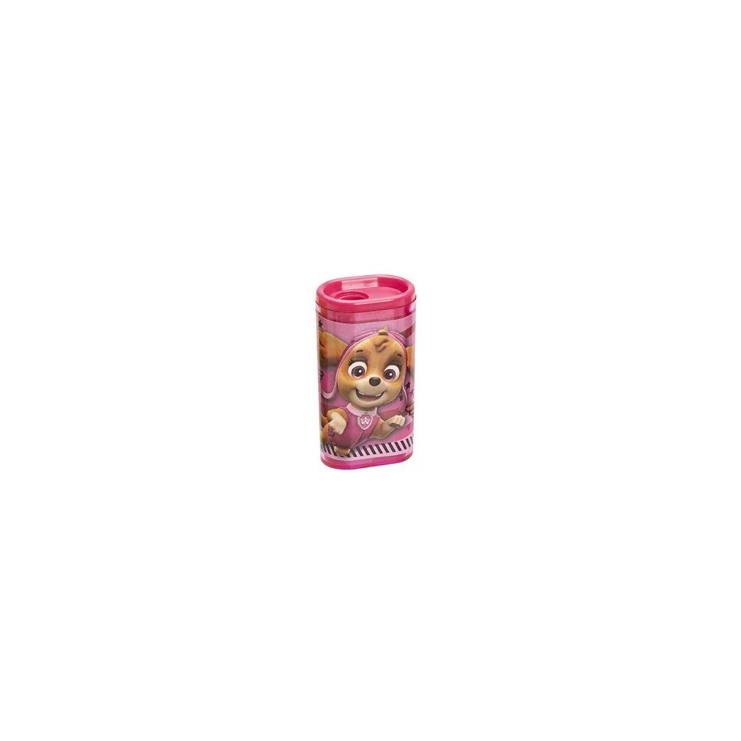 Apontador com Depósito Plástico Patrulha Canina - Molin