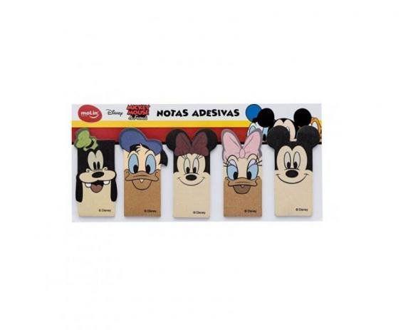 Bloco de Notas Adesivas Flag Mickey Mouse and Friends - Molin