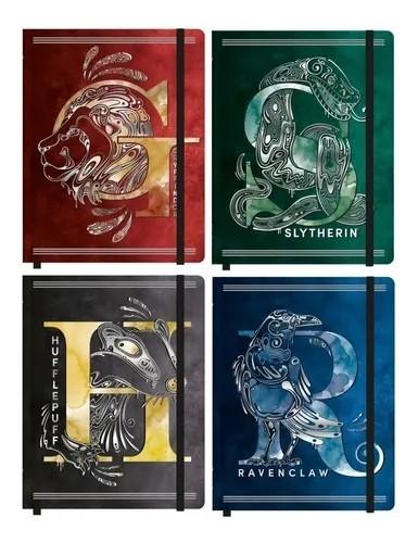 Caderneta P Harry Potter sem pauta - Jandaia