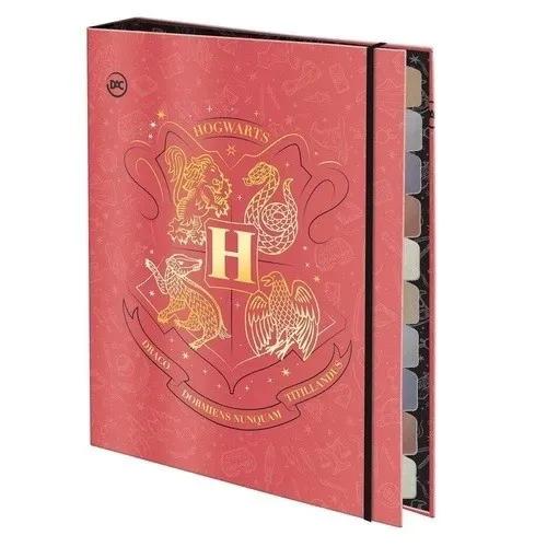 Fichario Universitário Com Elástico Harry Potter 48 Folhas Dac