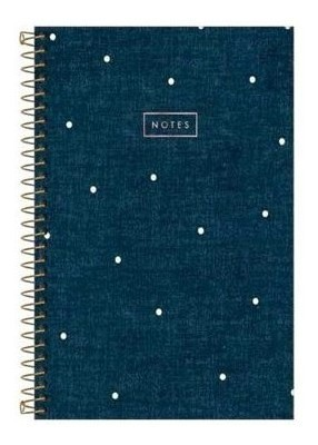 Caderno Executivo Notes 80 Folhas Cambridge Tilibra