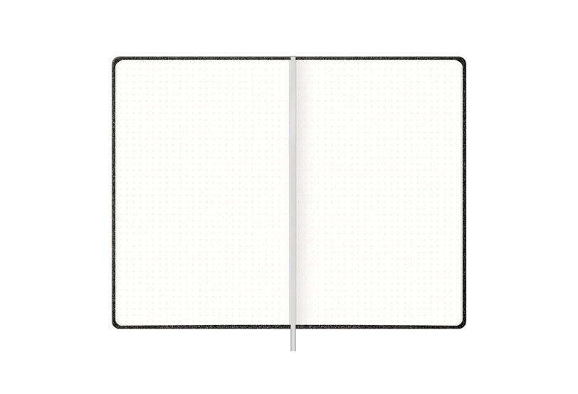 Caderno Pontilhado Bullet Journal Cambridge Shine 80 Folhas Tilibra