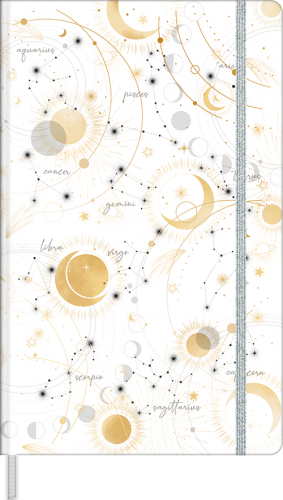 Caderno Pontilhado Bullet Journal Magic 80 Folhas - Tilibra